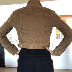 ARITZIA TALULA cuorduroy jacket